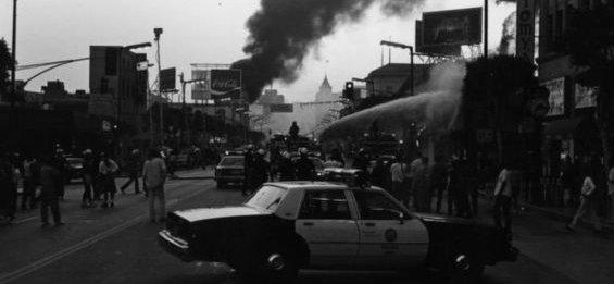Civil Unrest 20th Anniversary