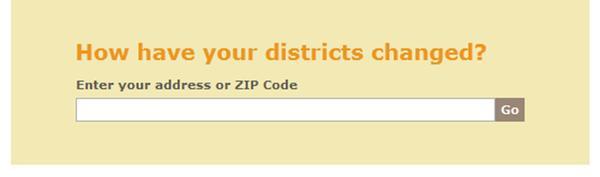 District Finder